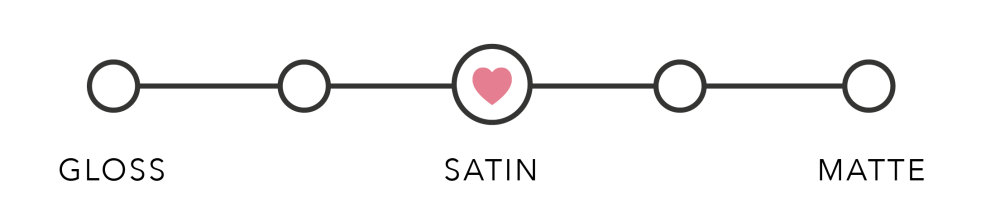 Product Finish: Satin