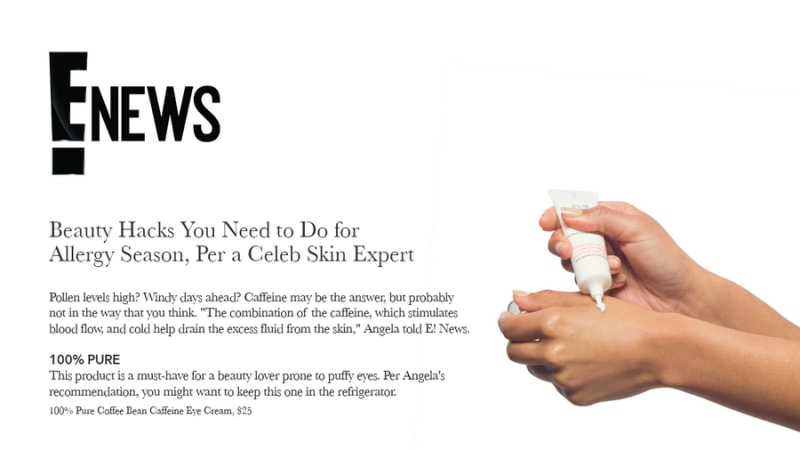 Press Release: E! News