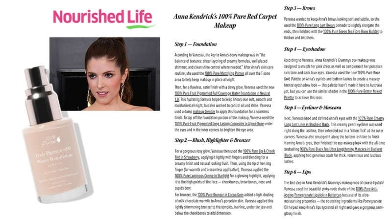 Press Release: Nourished Life