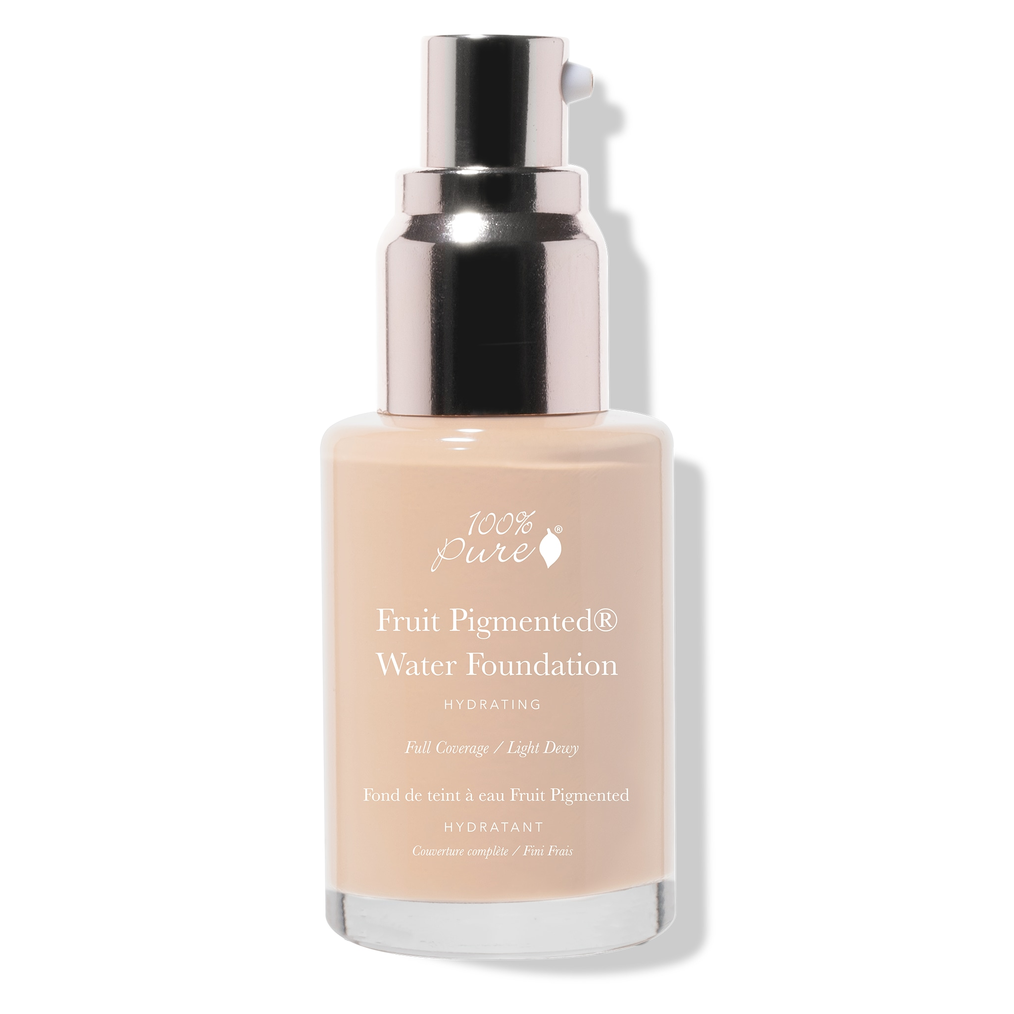 Fruit Pigmented Full Erage Water Foundation 100 Pure