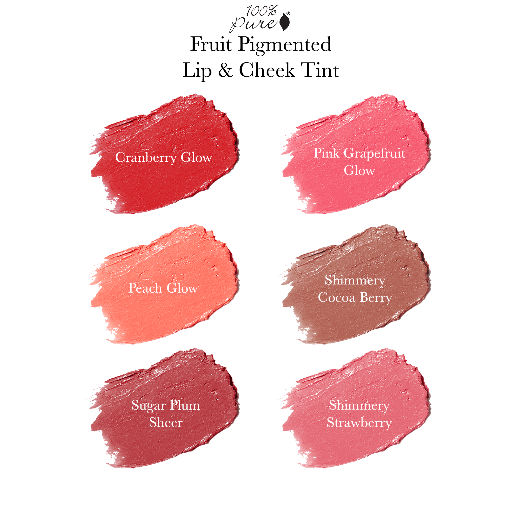Fruit Pigmented® Lip & Cheek Tint