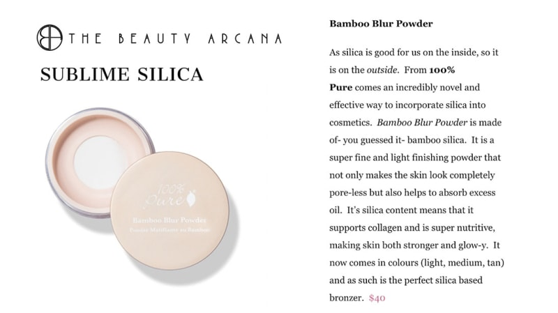 Press Release: The Beauty Arcana