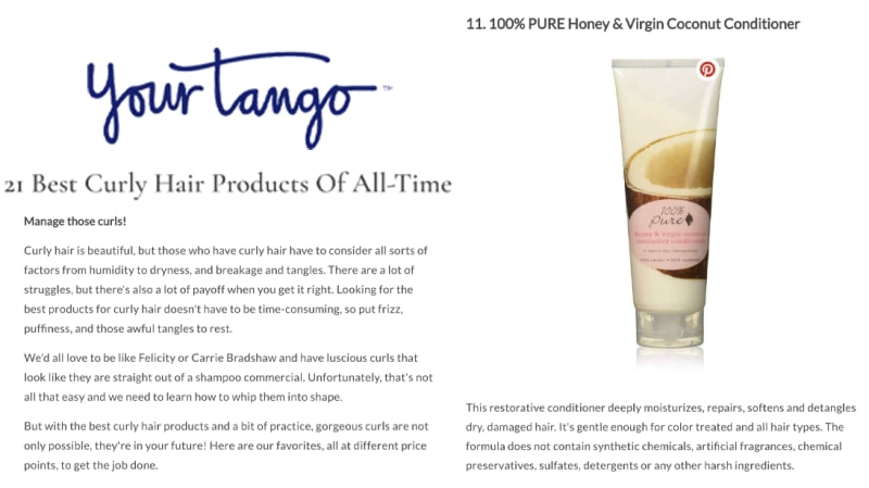 Press Release: YourTango